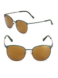 3.1 Phillip Lim 53Mm Pantos Sunglasses Green