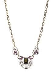 S.Oliver Necklace Light Gold Metallic