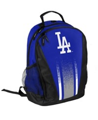 Forever Collectibles Los Angeles Dodgers Prime Time Backpack Blue