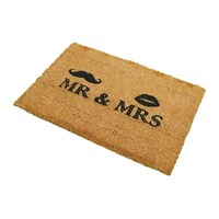 Artsy Doormats Mr And Mrs Door Mat