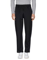 Fred Perry Casual Pants Black