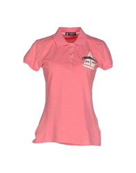 North Sails Topwear Polo Shirts Women Light Purple