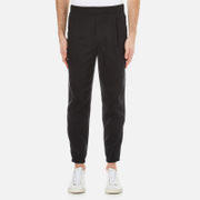 Mcq By Alexander Mcqueen Men's Chino Track Pants Black