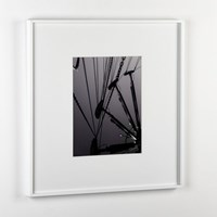 Cb2 Gallery White 11X14 Picture Frame