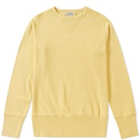 Levi's Vintage Clothing Bay Meadows Crew Sweat Yellow