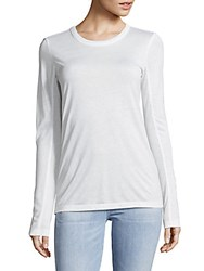 Marc By Marc Jacobs Addy Long Sleeve Shirt White