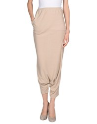 Oyuna Trousers Casual Trousers Women Beige