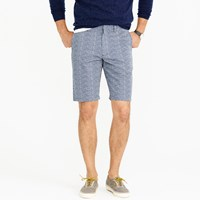 J.Crew 10.5' Club Short In Ditsy Floral