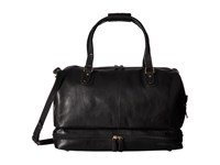 Scully Escape Duffel Black Duffel Bags