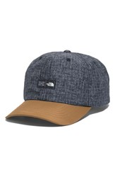The North Face Men's Eq Unstructured Baseball Cap Blue Urban Navy
