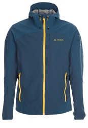 Vaude Rokua Hardshell Jacket Baltic Sea Dark Blue