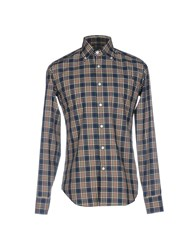 Argento Shirts Shirts Dark Blue