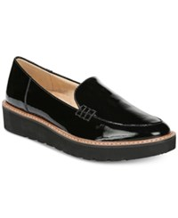 Naturalizer Andie Platform Loafers Black