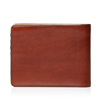 Il Bussetto Bi Fold Wallet Light Brown