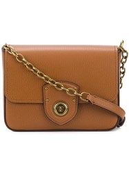 140621ba9ae7 Lauren Ralph Lauren Square Crossbody Bag Brown