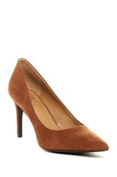 14Th And Union Pointed Toe Heel Brown