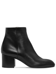 Laurence Dacade 60Mm Selda Leather Ankle Boots Black