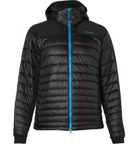 Phenix Now Force Quilted Mid Layer Jacket Black