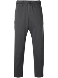 Barena Straight Trousers Grey