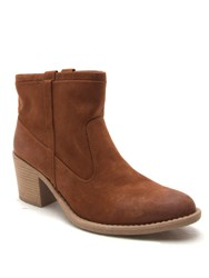 Qupid Tobin Casual Boot Brown