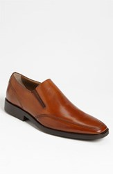 Michael Toschi Men's 'Mario' Venetian Loafer Brown