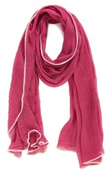 Women's Roffe Accessories Crinkle Scarf