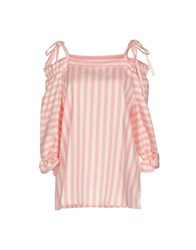 Anna Rachele Jeans Collection Blouses Pink