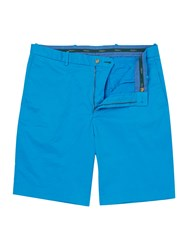 Bobby Jones Men's Stretch Twill Walker Short Blue