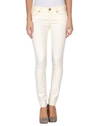 Replay Denim Pants Light Yellow