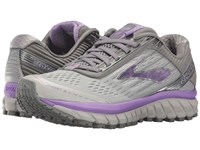 Brooks Ghost 9 Grey Primer Grey Lilac Women's Running Shoes Gray