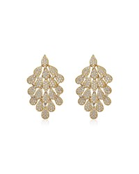 Hueb Secret Garden 18K Diamond Drop Earrings