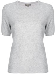 N.Peal Round Neck T Shirt Cashmere S Grey