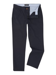 Howick Fraternity Casual Chino Blue