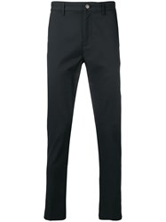 Calvin Klein Jeans Tapered Trousers Blue