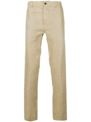 Stephan Schneider Edge Trousers Nude And Neutrals