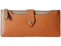 Lodis Blair Sandy Multi Pouch Wallet Toffee Taupe Clutch Handbags Brown
