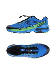 Salomon Footwear Low Tops And Trainers Men Bright Blue