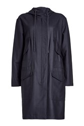 Closed Parka With Cotton