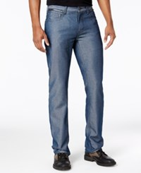Inc International Concepts Men's Dark Wash Skinny Jeans Only At Macy's