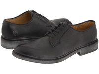 Frye James Oxford Black Vintage Leather Women's Lace Up Casual Shoes