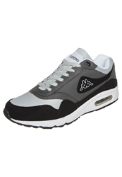 Kappa Konfekt Trainers Grey Black