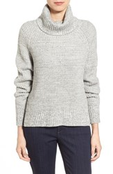 Women's Dex High Low Turtleneck Sweater