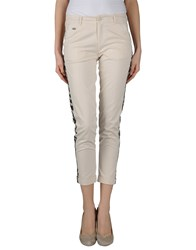 Essentiel Trousers Casual Trousers Women Beige
