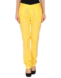 Daniele Alessandrini Casual Pants Orange