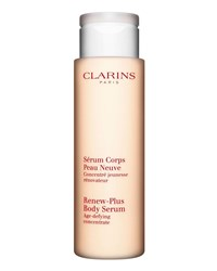Clarins Renew Plus Body Serum