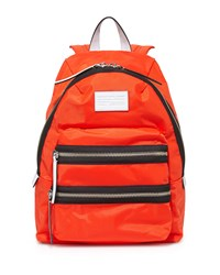 Domo Arigato Packrat Backpack Bright Tangelo Marc By Marc Jacobs