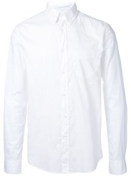 Gant Rugger Dreamy Oxford Hobd Shirt Men Cotton Xl White