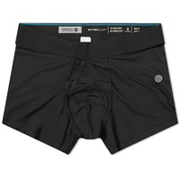 Stance Staple 4 Inch Butter Blend Boxer Brief Black