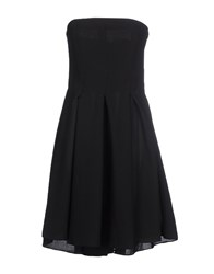 Fornarina Dresses Short Dresses Women Black