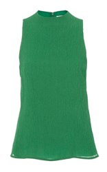 Protagonist High Neck Tank Green